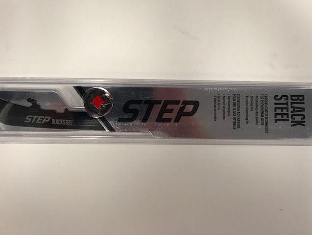 Now Available, Step Edge Blacksteel!